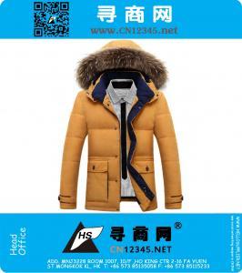 Sport Casual Uitloper, Fashion warme jas, Duck Down Jacket